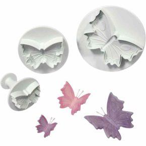 Πεταλούδα - Cutter με έμβολο
