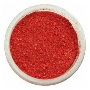 Lustre powder - Razzle duzzle red