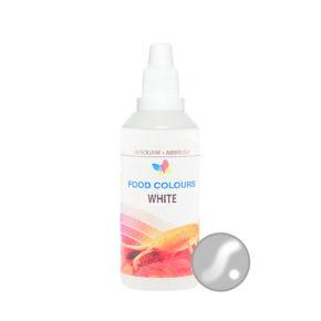 Χρώμα αερογράφου - λευκό