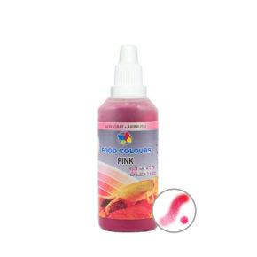 Χρώμα αερογράφου μεταλλικό ροζ